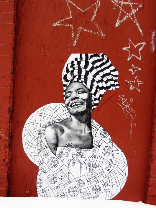 MissMe - Street-art